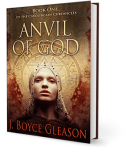 Anvil of God book cover