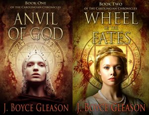 Book covers for Anvil and Wheel